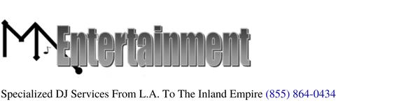 Mark Anthony Entertainment