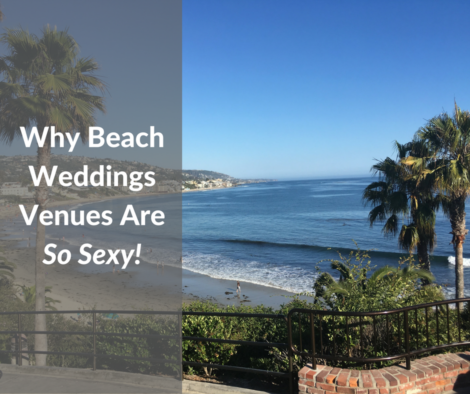 Why Beach Wedding Venues Are So Sexy